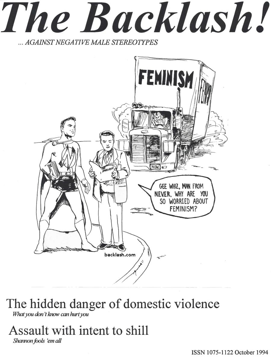 the backlash the feminist peril