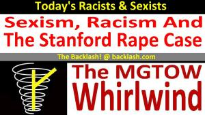 Rod Van Mechelen: Sexism, Racism & The Stanford Rape Case