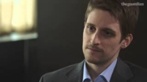 Edward Snowden: If I end up in  Guant�namo I can live with that