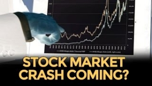 Mike Maloney: Margin Debt/GDP Off The Charts = Stock Market Crash Coming?