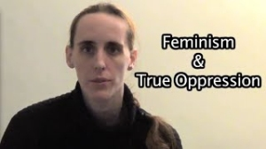 Miss Misanthropist: Face it Feminists, You aren't Oppressed