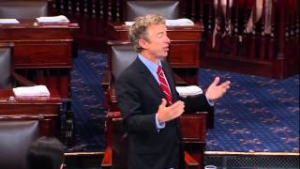 Sen. Rand Paul Argues Against U.S. Arming Syrian Rebels on Senate Floor - September 18, 2014