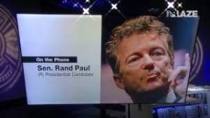 Rand Paul: NSA's Domestic Spy Program Deemed Illegal
