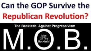 Rod Van Mechelen: Can the GOP Survive the Republican Revolution?