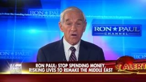 Ron Paul: Military Industrial Complex  Only Beneficiary From Arming Syrian Rebels