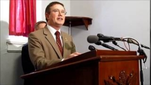 Rep. Massie speaks at Press Conference Regarding 9/11 Documents